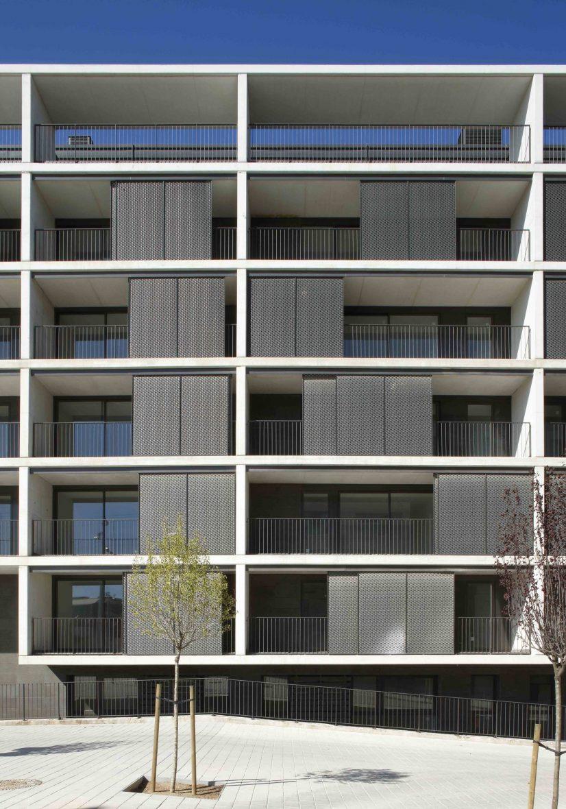 Edificio 132 viviendas