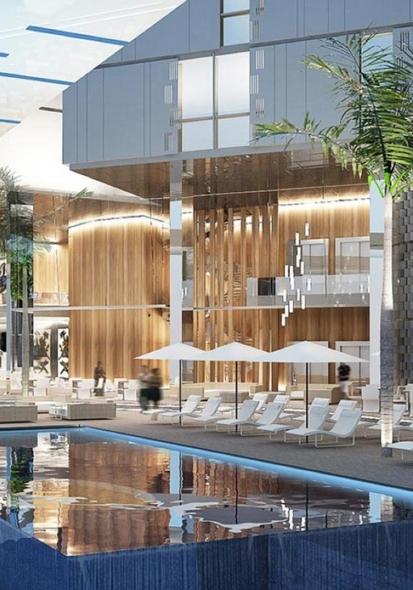 Hotel in Abidjan