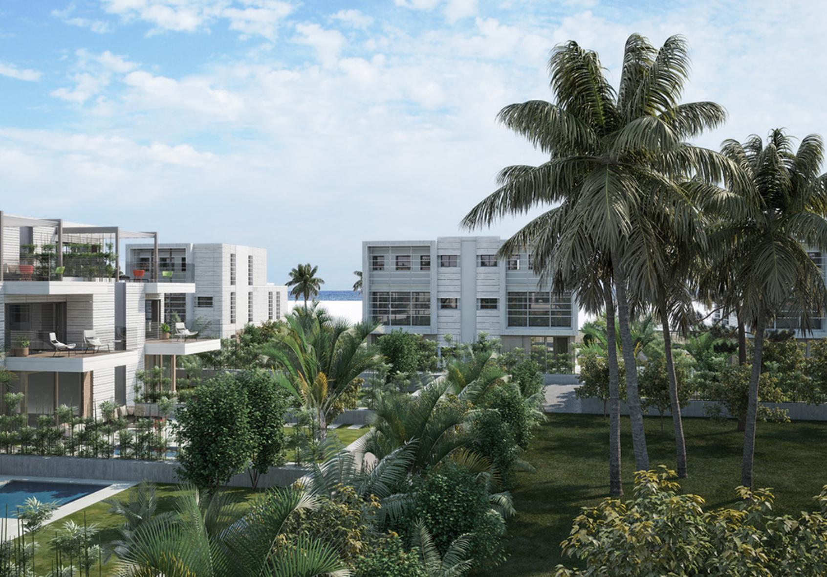 12 Residential Buildings