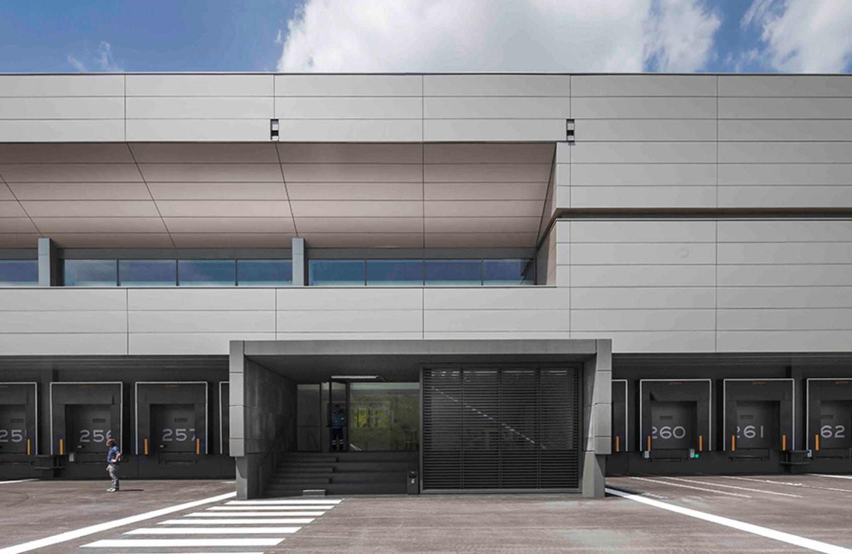 MANGO Logistics Center