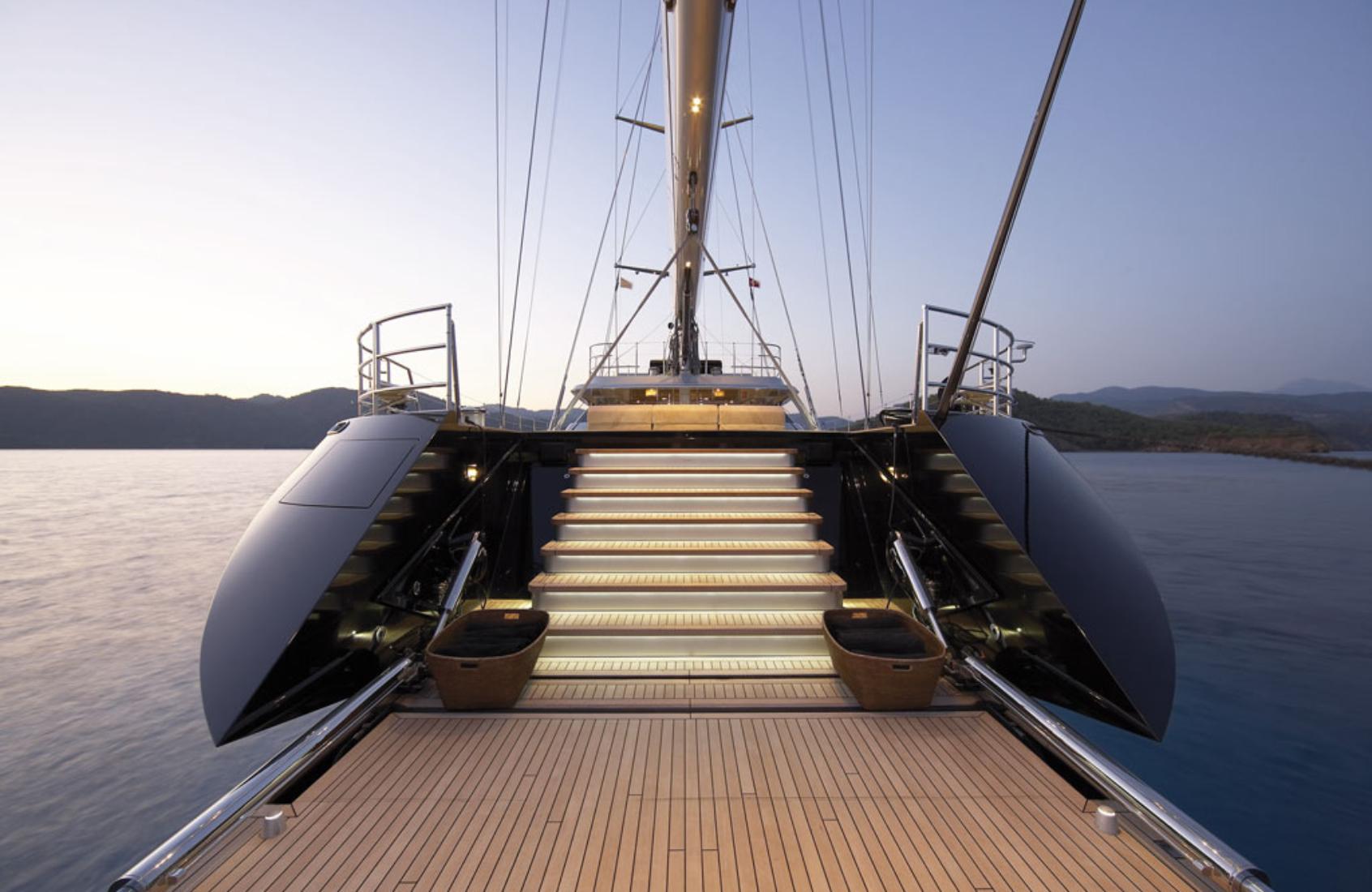 Nirvana Sailing Yacht