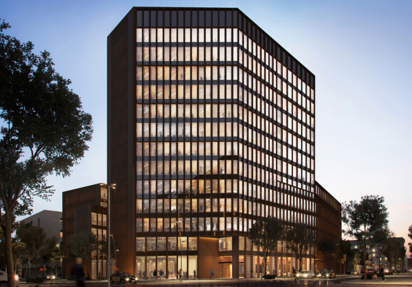 Smart Office Building